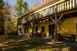 Fotografie penzionu Fořtovna Cerhonice, ubytovaní v Jižních Čechách, Okolí Písku