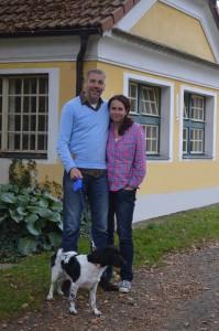 Karin en Rudy Hendrickx - Pension Fořtovna v Písku, Ubytování Fořtovna Cerhonice, Okolí Písku