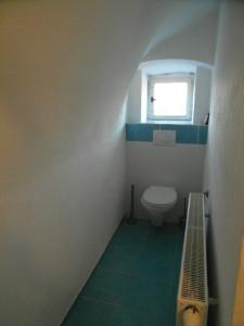 Koupelna Pokoj 3 - Pension Fortovna