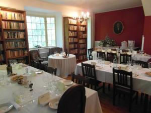 svatební hostina v Knihovně, penzion Fořtovna