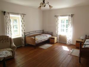 Pokoj 2 - Ubytování Fořtovna Cerhonice, Okolí Písku