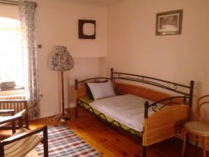 Pokoj 1 - ubytovani fortovna Cerhonice, Okolí Písku