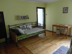 Pokoj 2 - ubytovani fortovna Cerhonice, Okolí Písku
