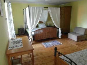 Pokoj 2 - pokoj penzionu Fořtovna Cerhonice