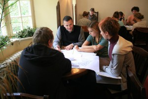 semináře a workshopy v penzionu Fořtovna, Cerhonice, Písecko, jižní Čechy
