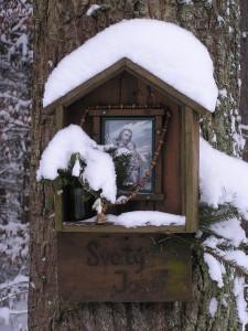 sv.Josef-procházky-po-okolí-penzionu-Fořtovna-Písecko-jižní-Čechy